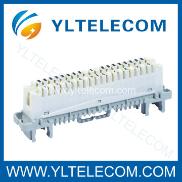 10 Pair Krone Connection Disconnection Modules Profile Type